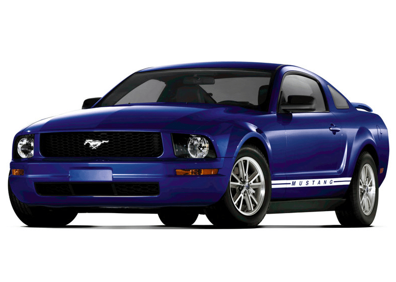 Ford Mustang Sales Figures | GCBC