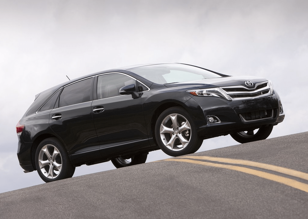 Toyota Venza Us Month