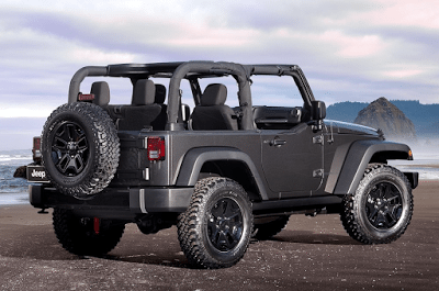 2014 Jeep Wrangler Willys