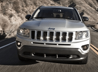 2011 Jeep Compass Front Grille