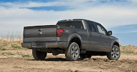 2011 Ford F-150 Supercrew FX4