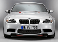 2012 BMW M3 CRT Front End