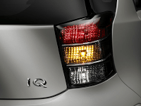 2012 Scion iQ Rear Badge
