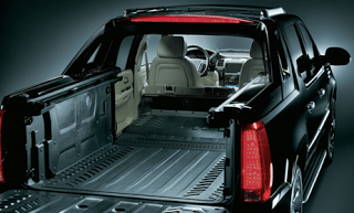 2011 Cadillac Escalade EXT Truck Bed
