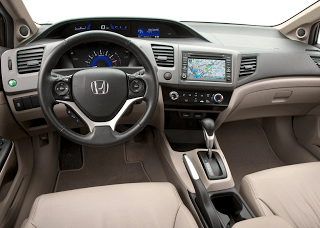 2012 Honda Civic Interior