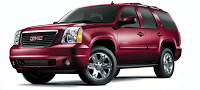 2011 GMC Yukon Red Jewel