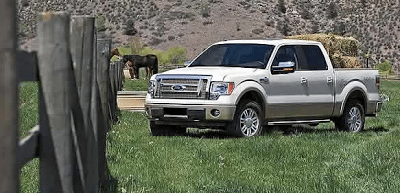 2011 Ford F-150 King Ranch SuperCrew 4x4