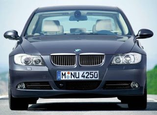 2006 BMW 3-Series Front