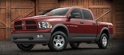 2011 Dodge Ram 1500 Crew Cab Outdoorsman