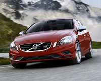 2012 Volvo S60 R-Design Red Front End
