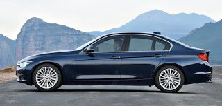 2013 BMW 3-Series Profile
