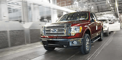 2012 Ford F-150 Factory