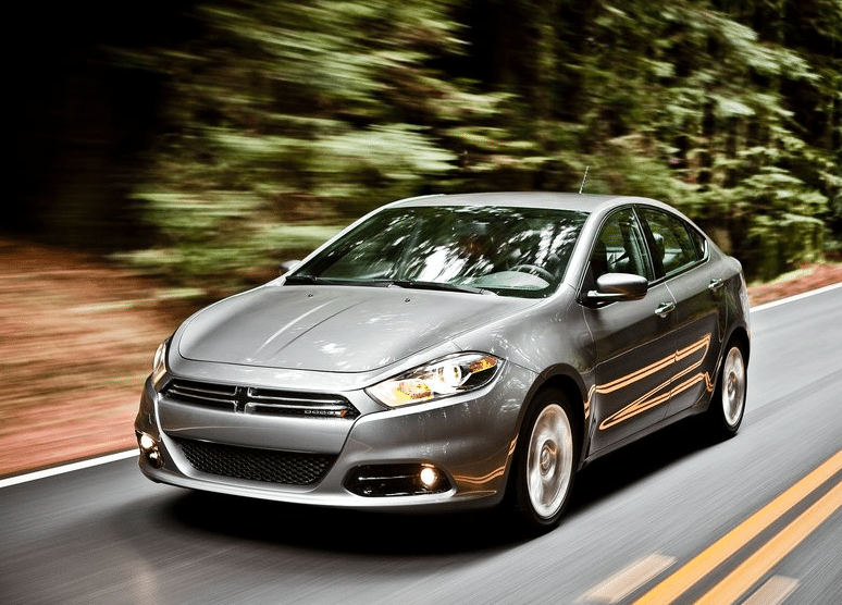 Dodge Dart Sales Figures | GCBC