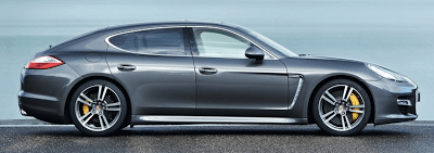 2012 Porsche Panamera Turbo S profile