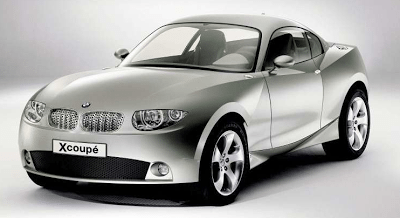 2001 BMW X Coupe concept