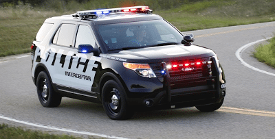 2011 Ford Explorer Police Interceptor Utility