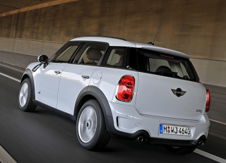 2011 Mini Countryman White
