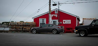 2013 Hyundai Genesis Coupe at Fishermen's Cove