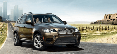 2013 BMW X5 xDrive35i Brown