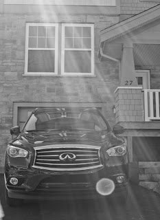 2013 Infiniti JX35 front end