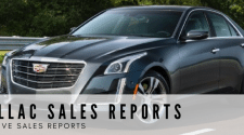 Cadillac Brand Sales Reports