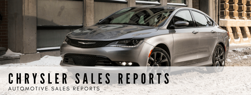 Chrysler Brand Sales Reports