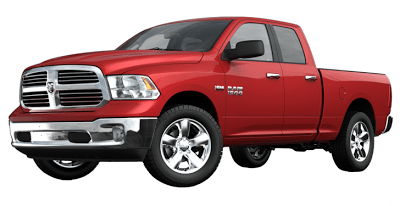 2012 Ram Lonestar red