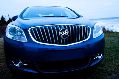 2013 Buick Verano Turbo front end