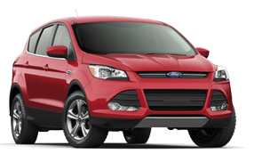 2013 Ford Escape SE 4wd red