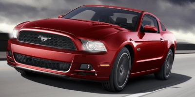 2013 Ford Mustang Red Candy