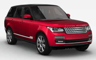 2013 Land Rover Range Rover autobiography firenze red