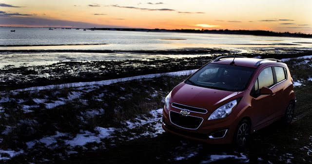 2013 Chevrolet Spark Victoria-by-the-sea PEI