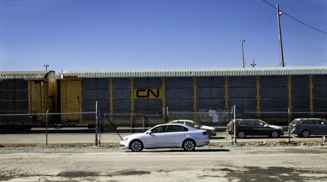 2013 Volkswagen Jetta Turbo Hybrid CN Train