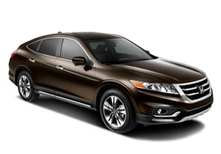 2013 Honda Crosstour brown