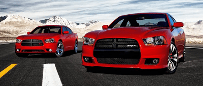 2012 Dodge Charger SRT8 and R/T