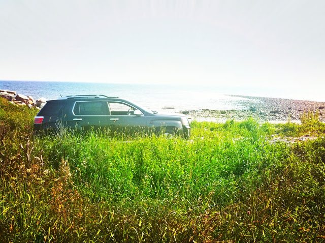 2013 GMC Terrain Denali beach Eastern Passage