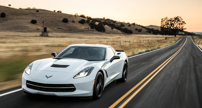 2015 Chevrolet Corvette C7 Stingray
