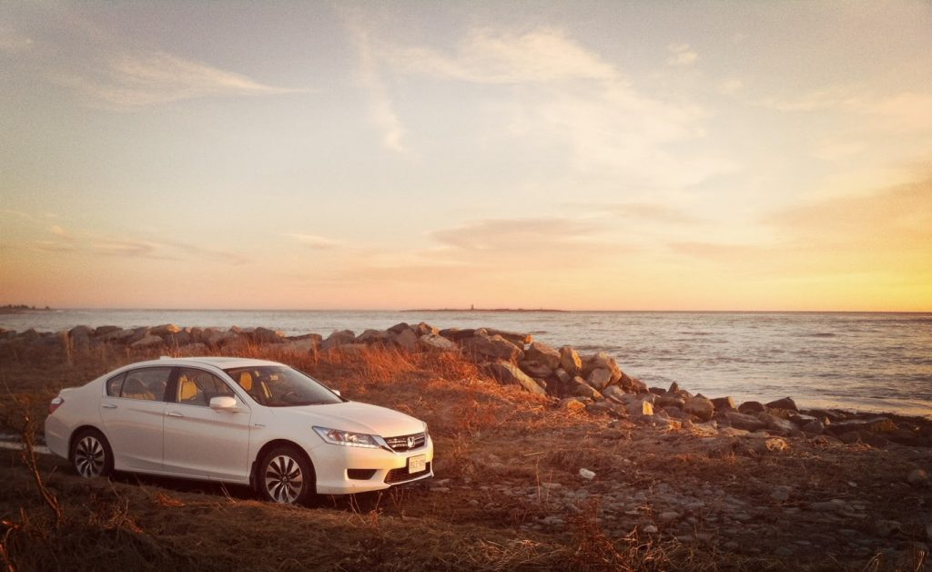 2014 Honda Accord Hybrid Eastern Passage