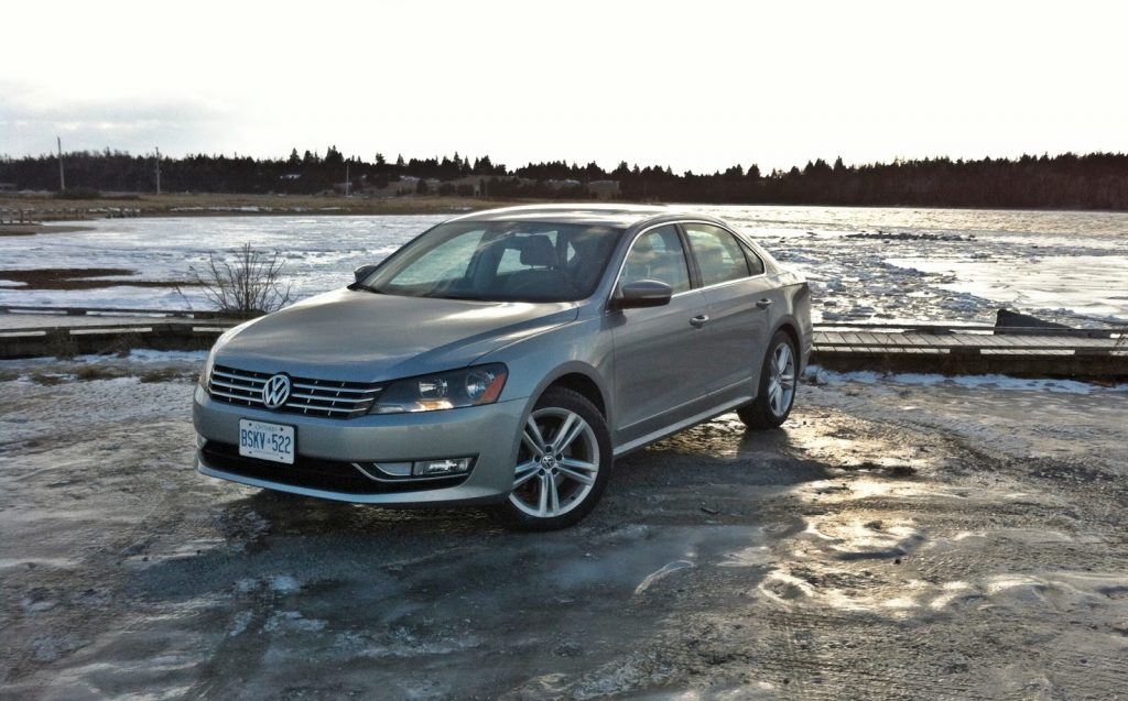 2014 volkswagen passat tdi highline review a very big car with a very small fuel bill gcbc. Black Bedroom Furniture Sets. Home Design Ideas