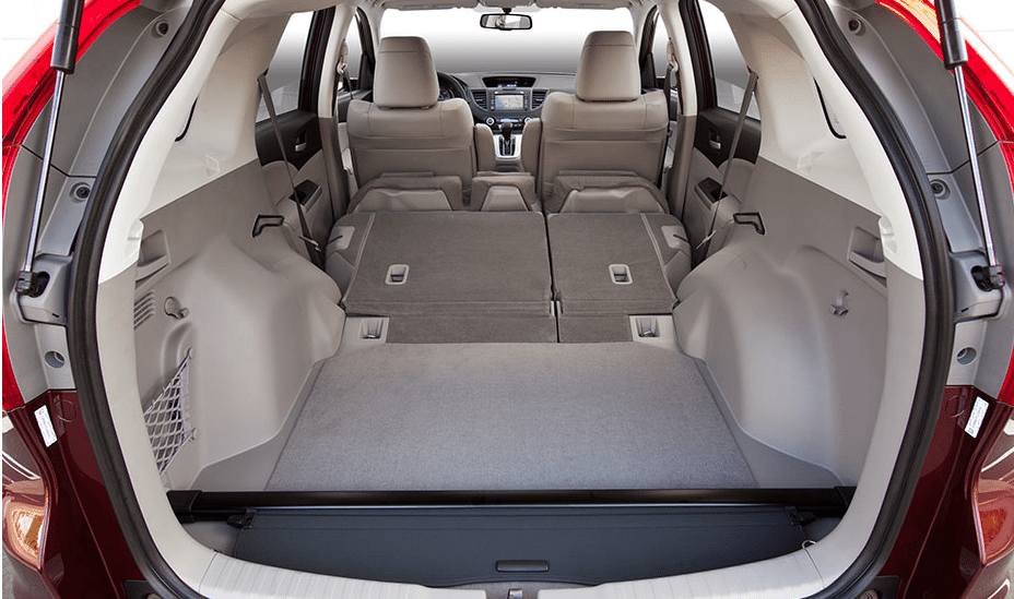 2014 Honda CR-V interior cargo