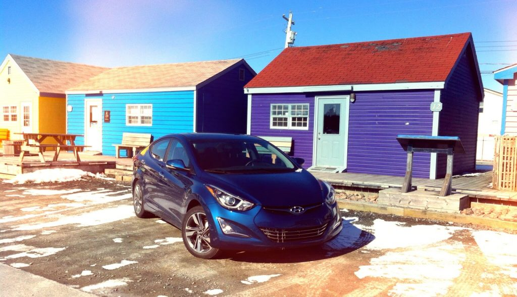 2014 Hyundai Elantra Limited Fishermans Cove