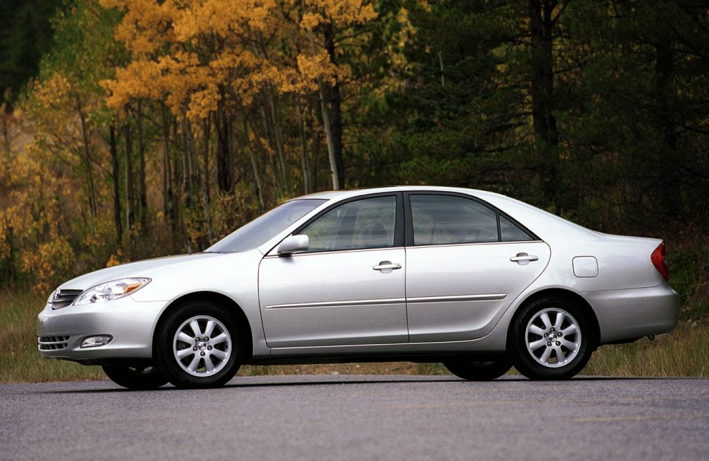 Top 10 Best-Selling Cars In America – 2003 Year End | GCBC