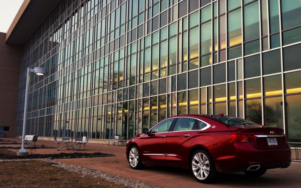 2014 Chevrolet Impala Ltz Review Exactly What You Ll Want