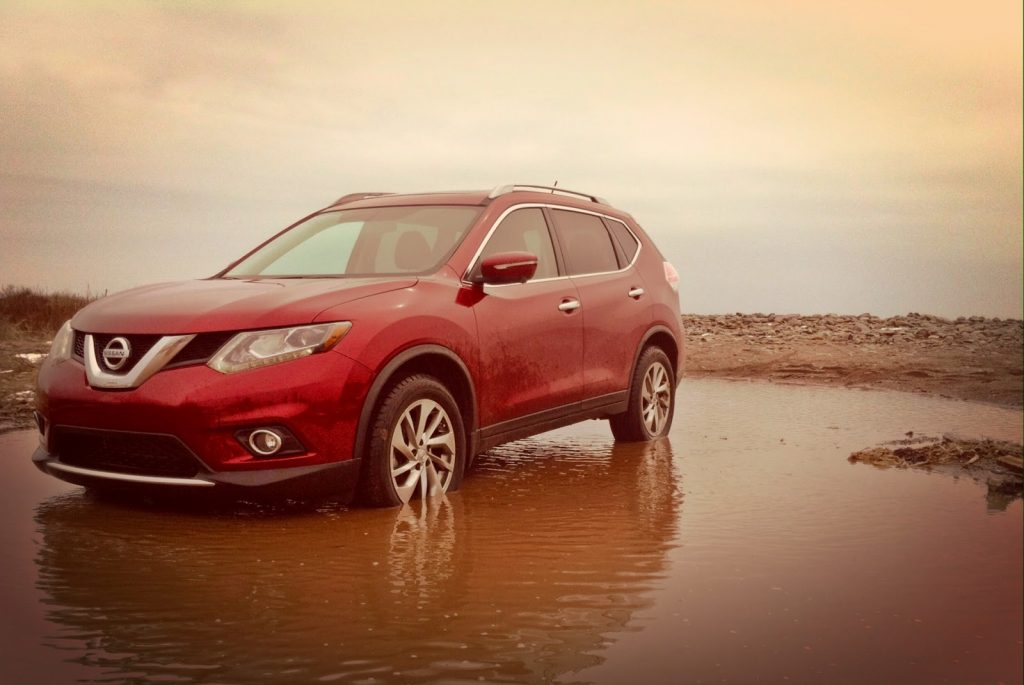 2014 nissan rogue sl awd review the prototypical family car of 2014 gcbc. Black Bedroom Furniture Sets. Home Design Ideas