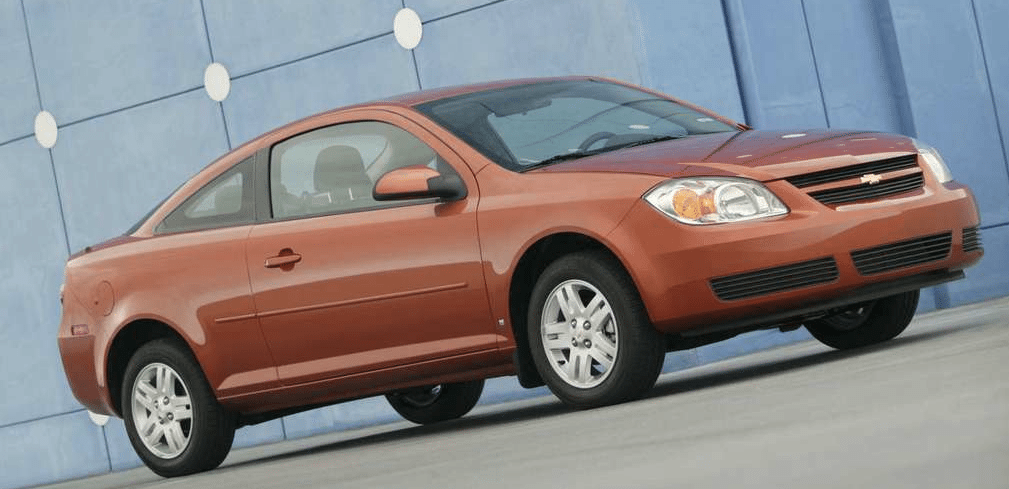 2006 Chevrolet Cobalt coupe
