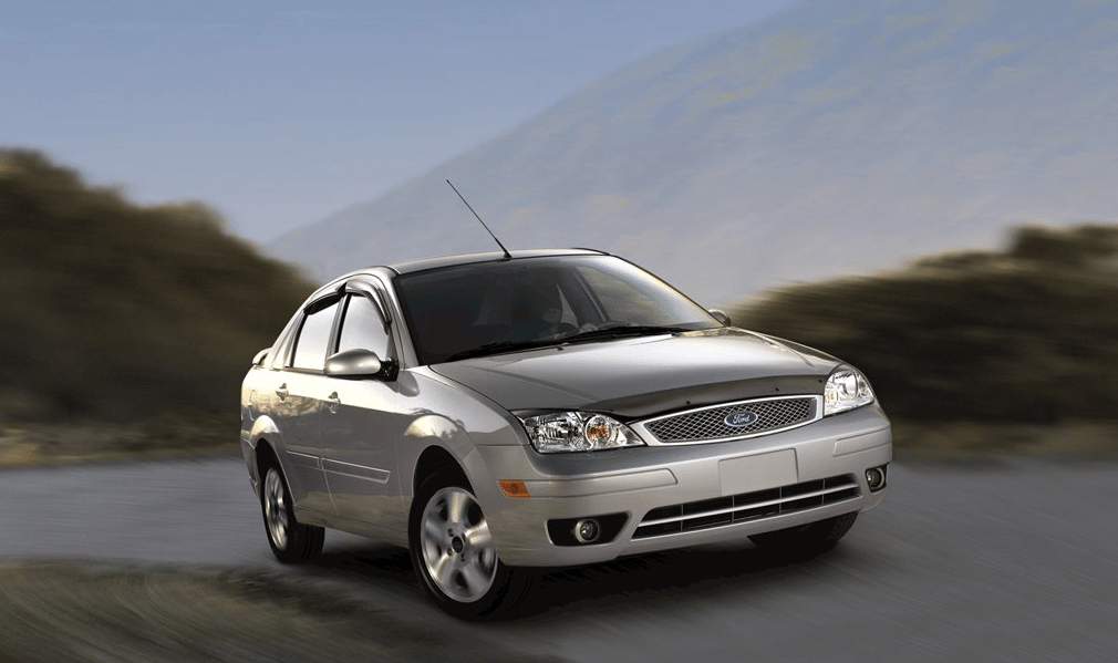 2006 Ford Focus & Top 10 Best-Selling Cars In Canada - 2006 Year End - markmcfarlin.com