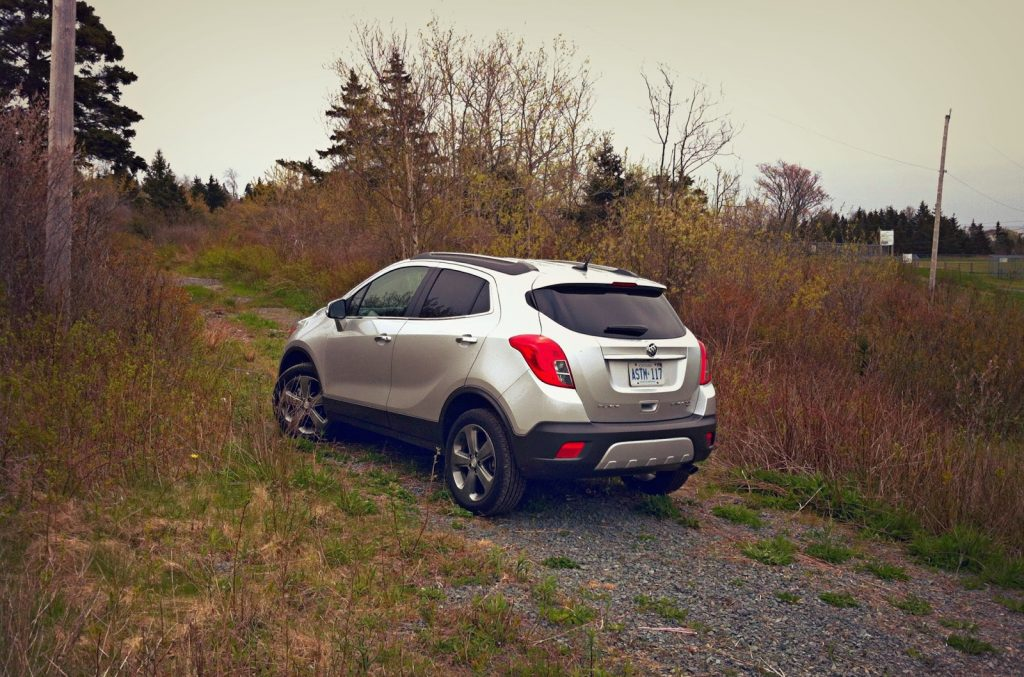 2014 buick encore awd review expect more of these gcbc. Black Bedroom Furniture Sets. Home Design Ideas