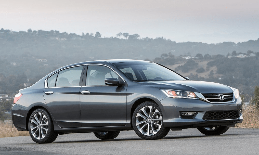 2013 Honda Accord sedan grey