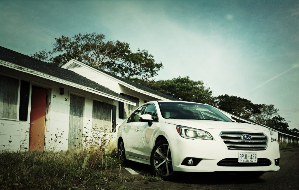 2015 Subaru Legacy 3 6r Limited Review Buy The Four Gcbc