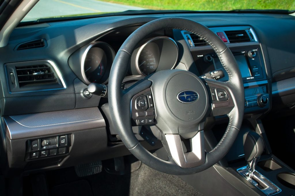 2015 Subaru Outback Touring Review A New 20 Year Old Idea Gcbc